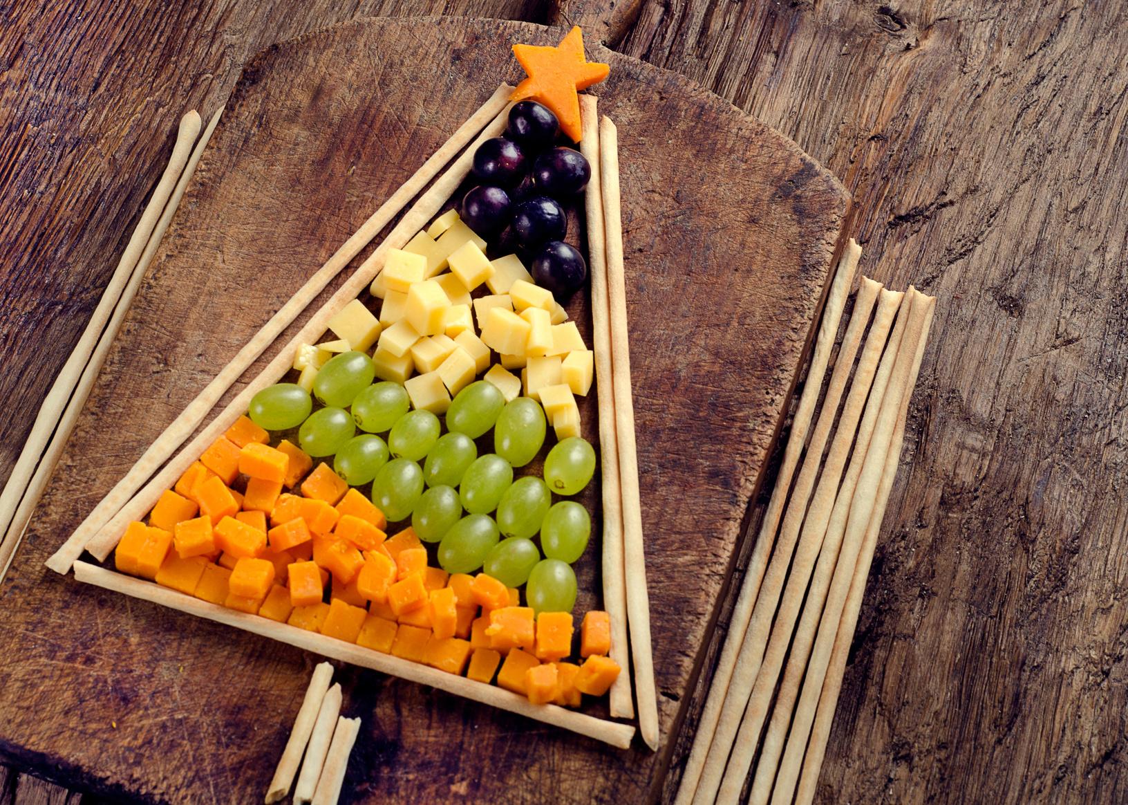 Come Presentare La Frutta.Non Il Solito Natale Come Servire La Frutta