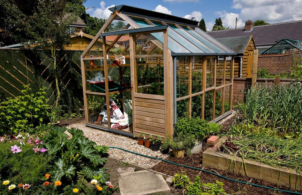 Costruire una serra per l 39 orto 5 consigli utili for Costruire serra legno