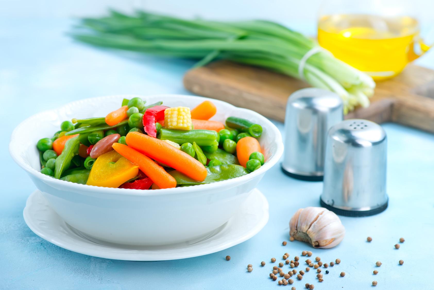 Cucinare le verdure evitando che scoloriscano come fare for Cucinare le taccole
