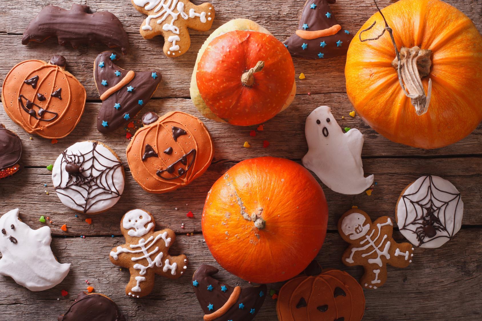 Dolci Halloween.Dolci Di Halloween 5 Idee Simpatiche Per La Notte Piu Paurosa Dell Anno