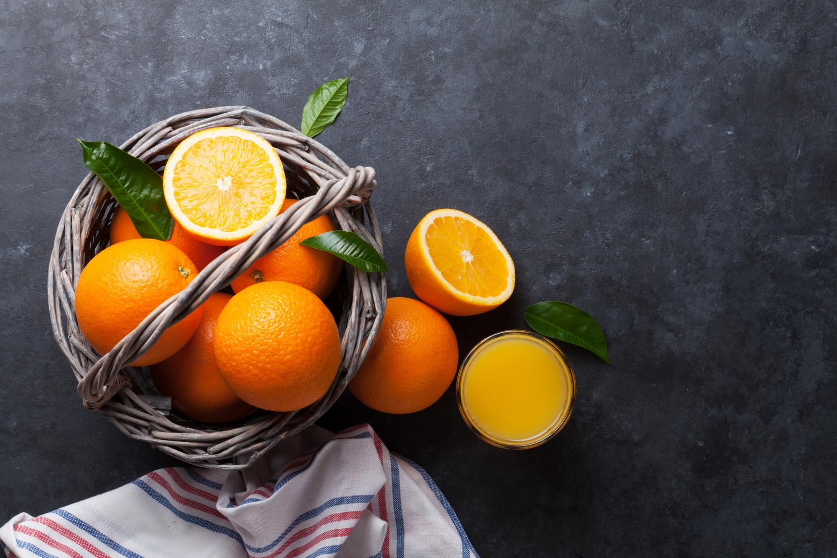 5 frutti arancioni da comprare a gennaio