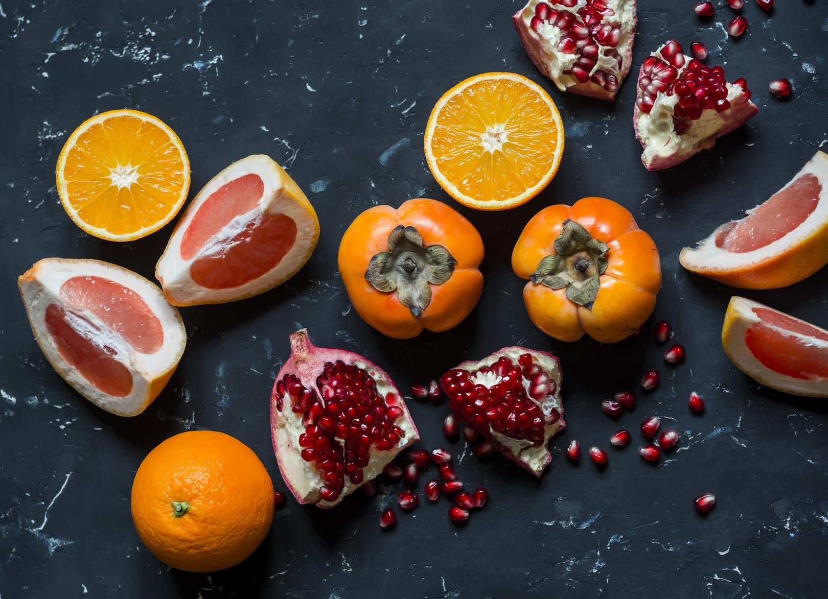 5 frutti arancioni da comprare a gennaio for Piante da comprare