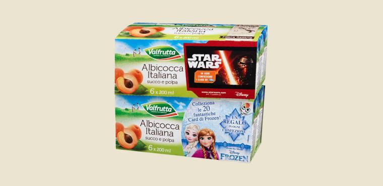 Regali Di Natale Frozen.I Nuovi Regali Dei Succhi Le Card Star Wars E Disney Frozen