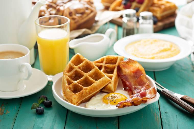 Estremamente La colazione all'americana, trucchi per renderla light OR87