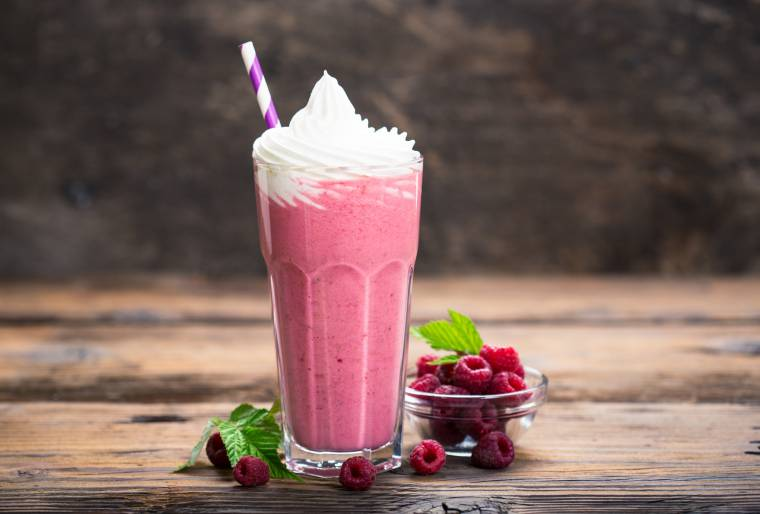 Come fare i frappè: la differenza con smoothies