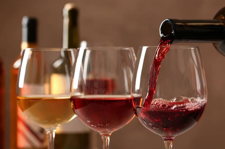 Vino rosso o vino bianco?