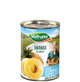 Ananas in succo