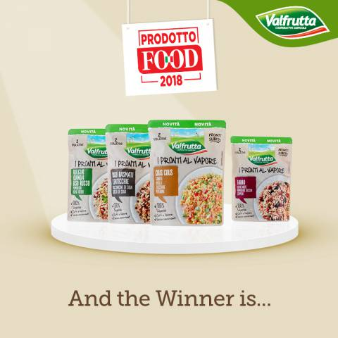 Food Match 2018, primi classificati!